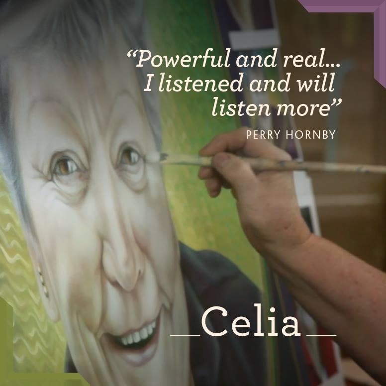 celia portrait
