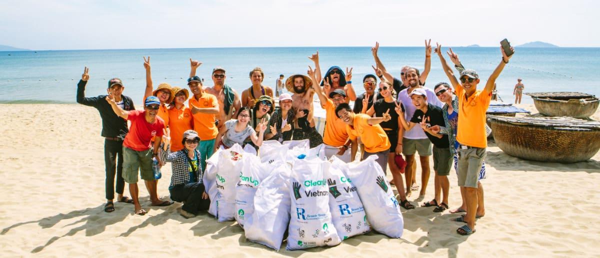 Peloton Against Plastic
