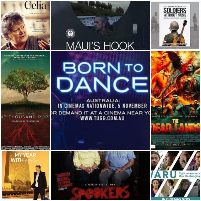 new Zealand films