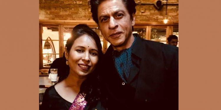 Rima Das and Shahrukh Khan (SRK)