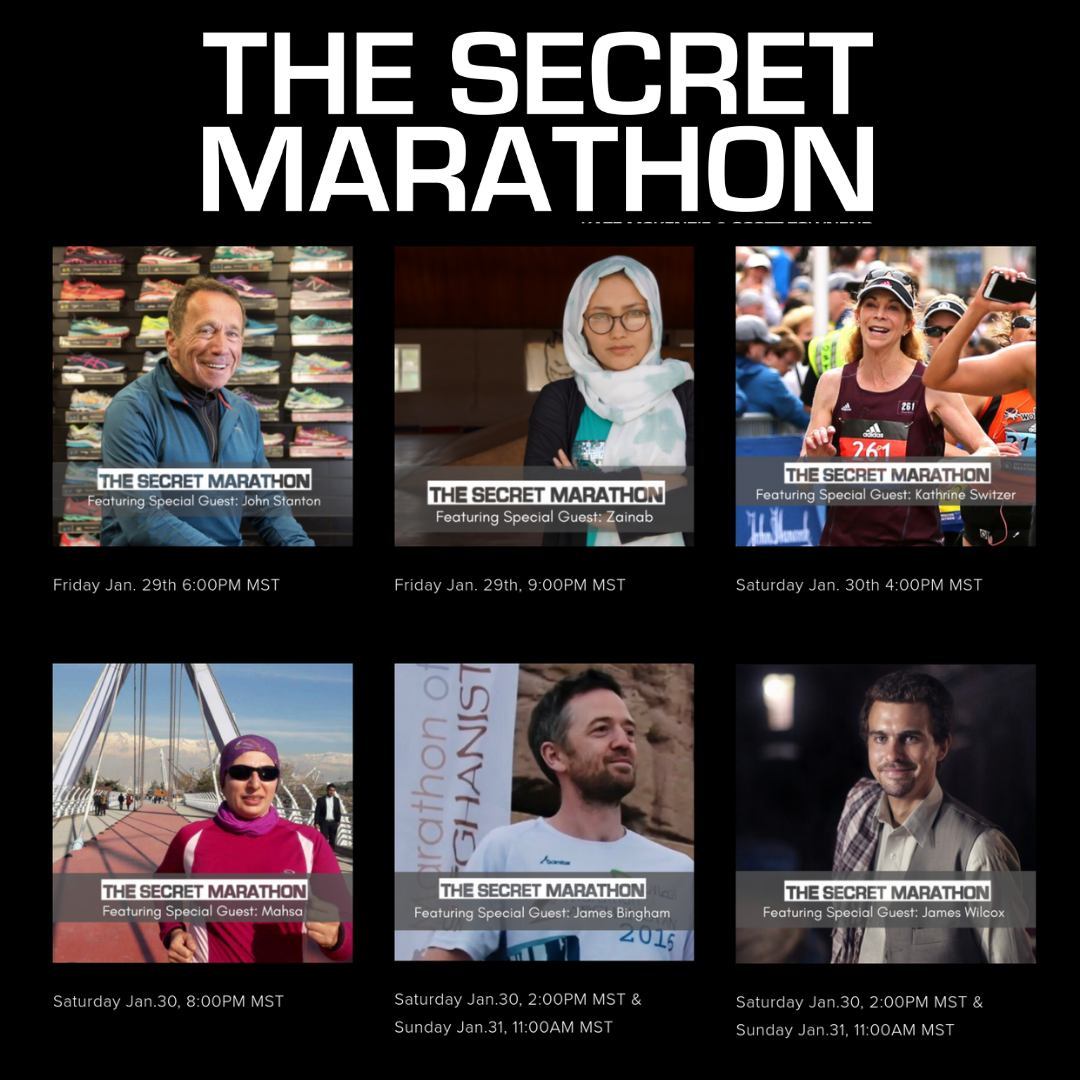 The Secret Marathon