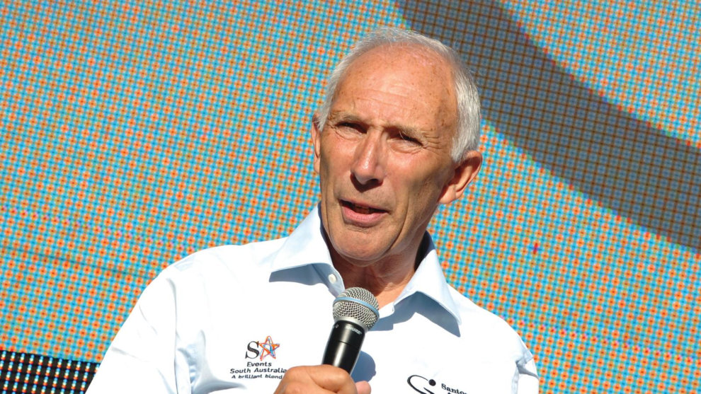 Phil Liggett  The Voice of Cycling