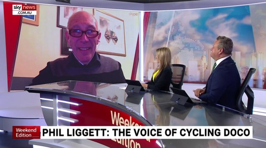 Phil Liggett
