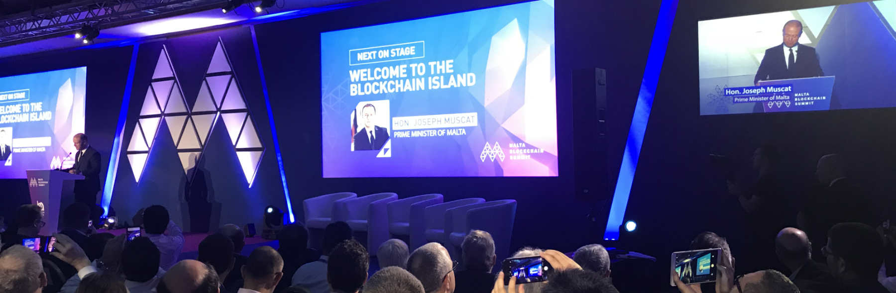 Malta blockchain conference