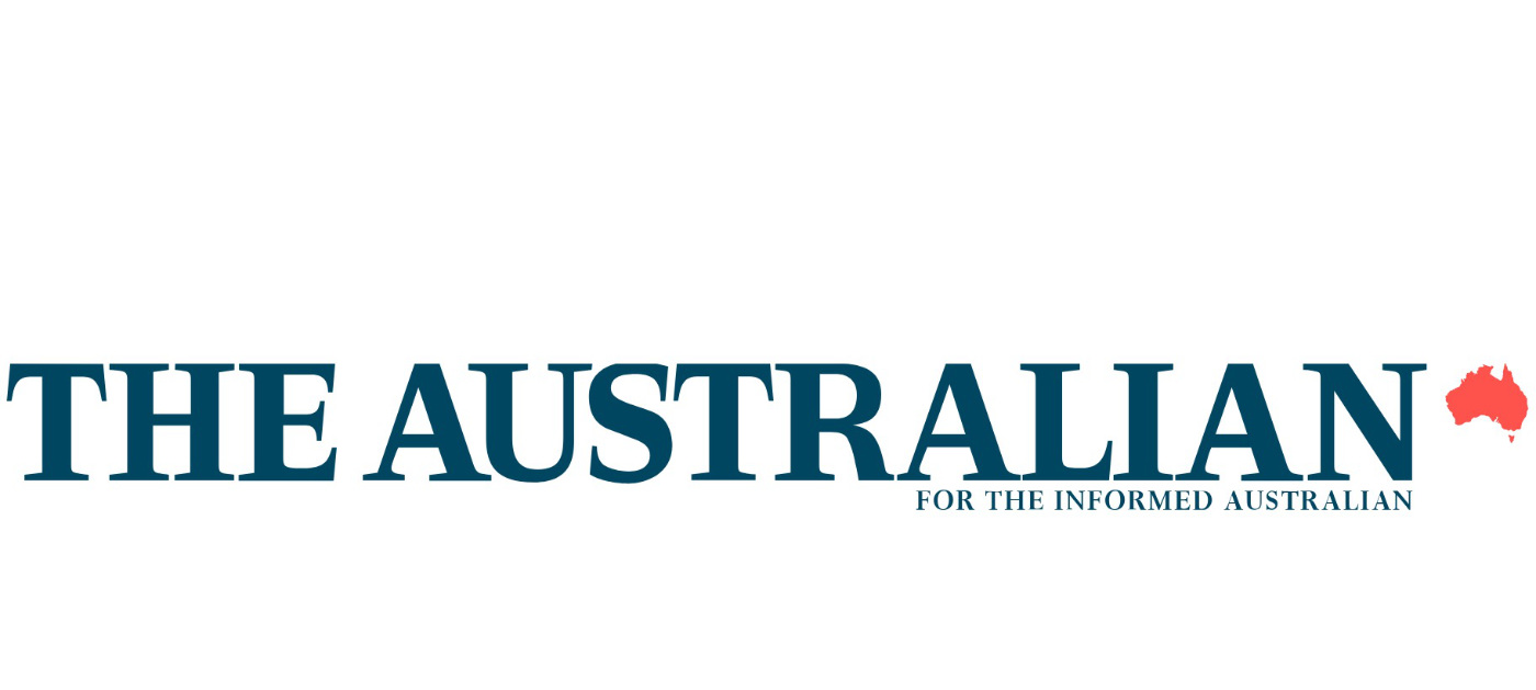 The Australian newspaper masthead and icon